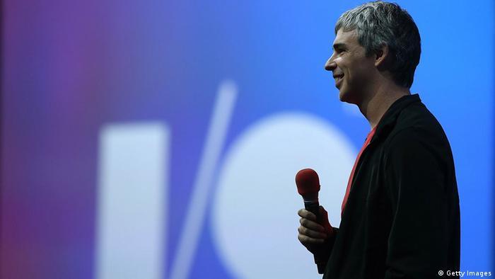Google I/O 2013 San Francisco (Getty Images)