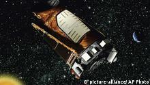 Weltraumteleskop - Kepler