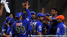 Indien Kricket Rajasthan Royals Team