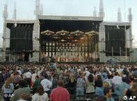 Concerto de Chuck Berry em Cleveland, 1995