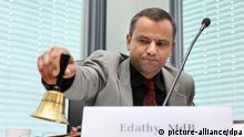 NSU Untersuchungsausschuss lezte öffentliche Sitzung 16.05.2013 Berlin Sebastian Edathy