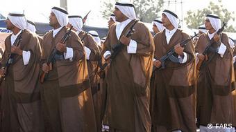 رژه بسیج عشایری در ایران