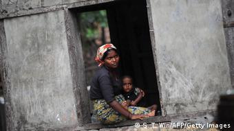 Myanmar Zyklon Mahasen Golf von Bengalen