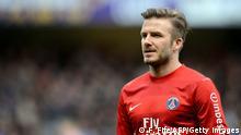 David Beckham beendet Fußball-Karriere