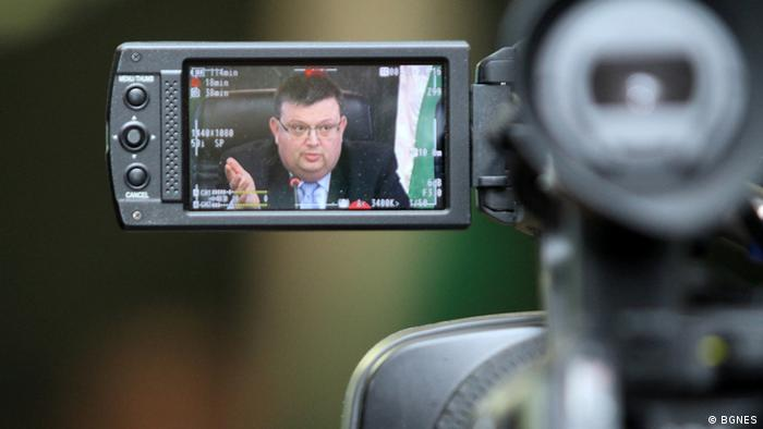 Bulgarischer Generalstaatsanwalt Sotir Tsatsarov