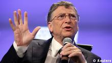 Bill Gates auf Peterson Institute 2013 Fiscal Summit