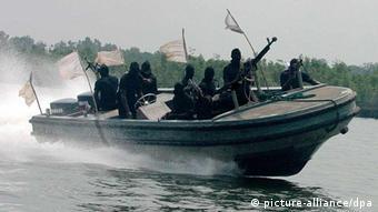 Nigeria Piraterie