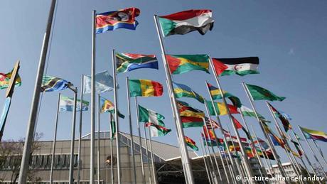 União Africana tem atualmente 54 estados-membros