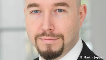 Kevin Körner Researchabteilung Deutsche Bank