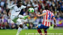 Fußball Spanien Pokal Copa del Rey Real Madrid Atletico Madrid