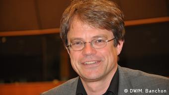 Hartmut Meyer, especialista de Brot für die Welt.
