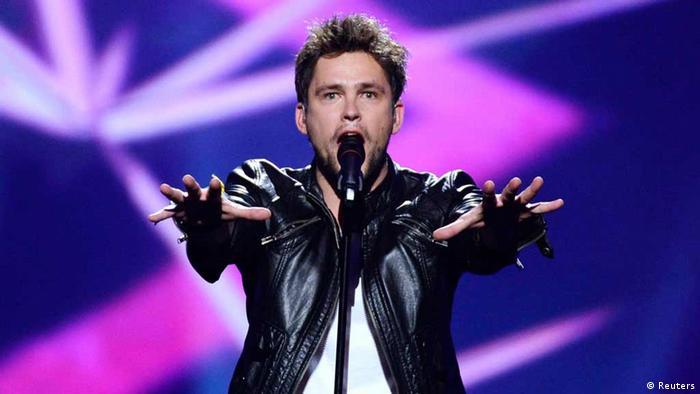 ESC Eurovision Song Contest in Malmö Litauen