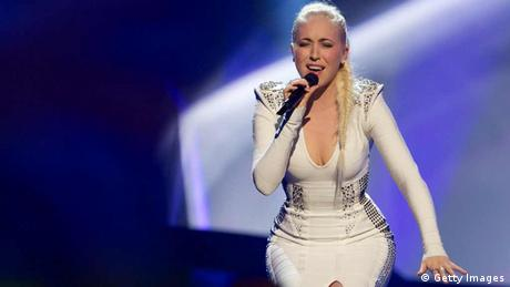 ESC Eurovision Song Contest in Malmö Norwegen