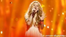 ESC Eurovision Song Contest in Malmö Dänemark