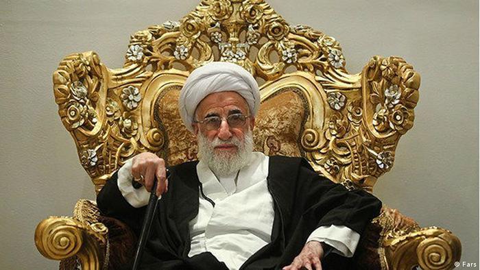 Ahmad Dschannati Iran Wächterrat