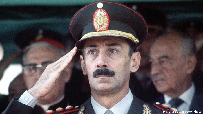 Rafael Videla Ex-Diktator Argentinien