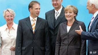 Kompetenzen der CDU