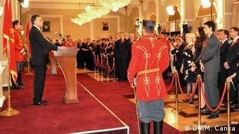 Inauguracija Vujanovića