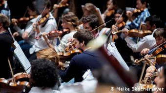 Turkish National Youth Orchestra beim Beethovenfest