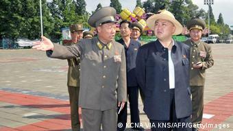 Kim Jong-Un besucht Freizeitpark