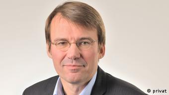 Herbert Brücker of the Institute for Employment Research (c) Herbert Brücker