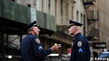 New York Polizisten