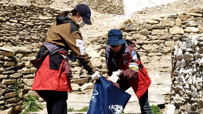 Bildergalerie 60 Jahre Mount Everest -Erstbesteigung