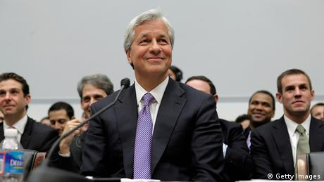 Jamie Dimon JP Morgan (Getty Images)