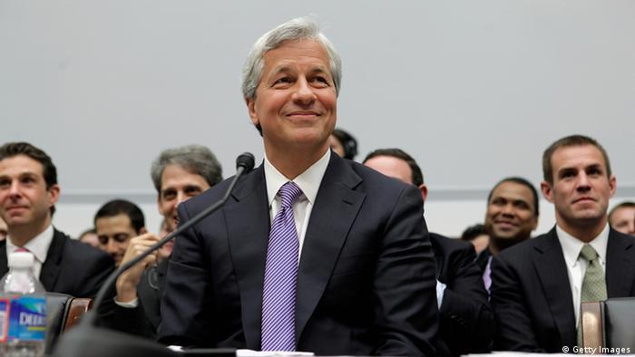 Jamie Dimon JP Morgan (Getty Images)