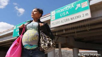 USA Einwanderungsreform Grenze zu Mexiko