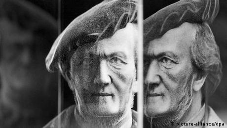 Голографический портрет Рихарда Вагнера