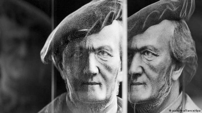Richard Wagner Holographie (picture-alliance/dpa)