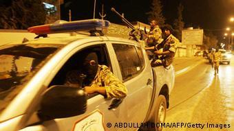 Vikosi vya usalama vya Libya.