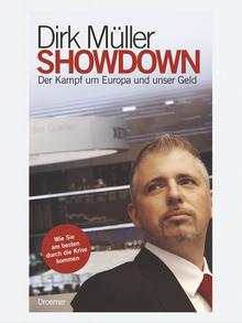 Το «Showdown» είναι ένα πολιτικό βιβλίο με οικονομικές αναφορές.
