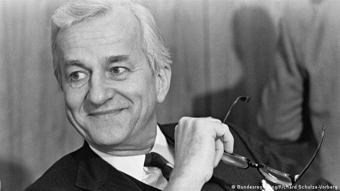 Richard von Weizsäcker 1980