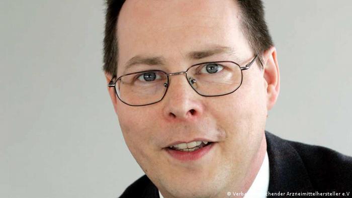 Rolf Hömke Verband Forschender Arzneimittelhersteller