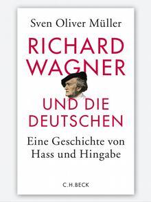 Buchcover Richard Wagner und die Deutschen