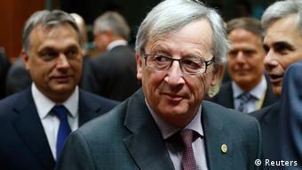 Waziri mkuu Jean-Claus Juncker.