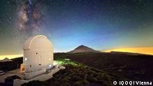Teneriffa - ESA Optical Ground Station