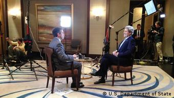 Interview James Rosen mit John Kerry Fox News