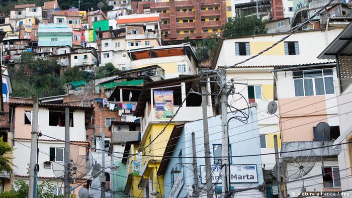 Brasilien Favela