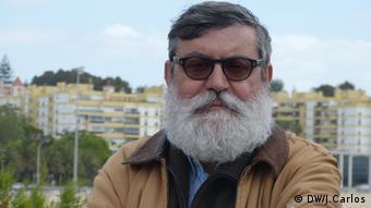 José Milhazes Historiker und Journalist Portugal