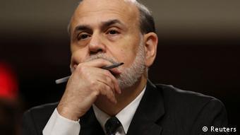 Ben Bernanke im US-Kongress