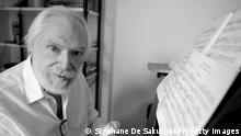 Georges Moustaki Sänger aus Griechenland Archiv 2008