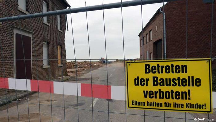 Rheinischer Braunkohletagebau/ RWE Pesch