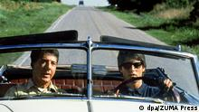 Apr 13, 2006; Hollywood, CA, USA; Image from director Berry Levinson's drama 'Rain Man' starring TOM CRUISE as Charlie Babbitt and DUSTIN HOFFMAN as Raymond Babbitt. Released on December 16, 1988. Mandatory Credit: Photo by United Artists/ZUMA Press. (©) Copyright 2006 by Courtesy of United Artists