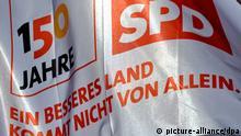 SPD 150 Jahre Festakt in Leipzig 23.05.2013
