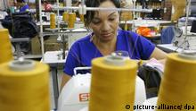 Textilindustrie Brasilien