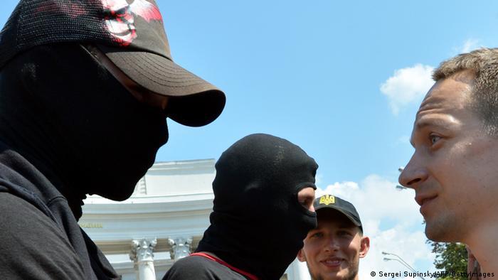 Украинская милиция отказывается гарантировать защиту участникам гей-парада
