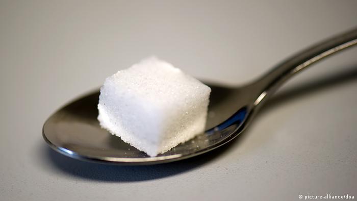 Кусочек сахара